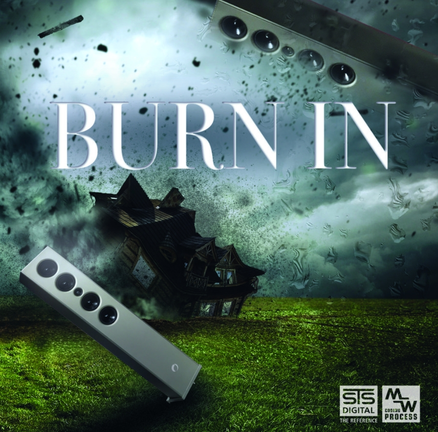 STS Digital - BURN IN