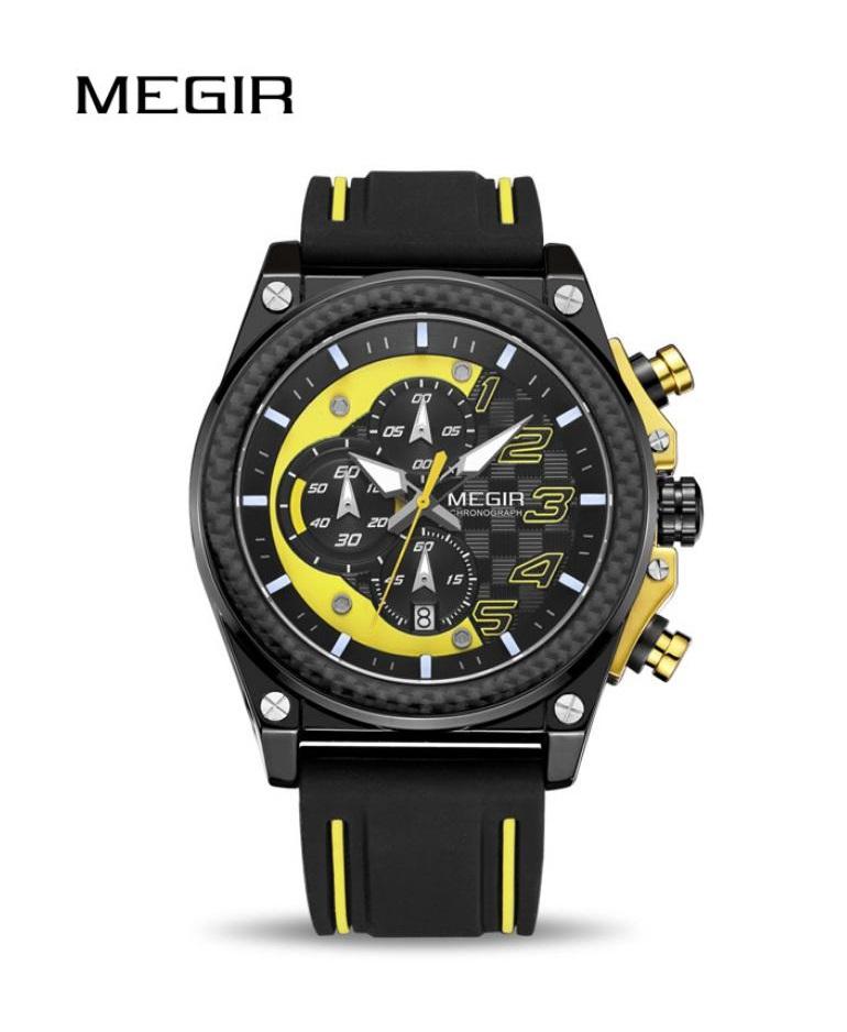 Megir RACING MN2051G-BK-1N13