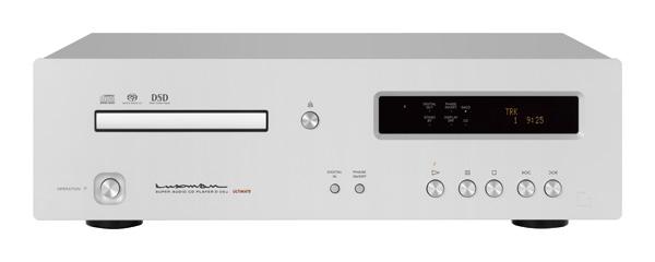 Luxman D-05u Ultimate Edition