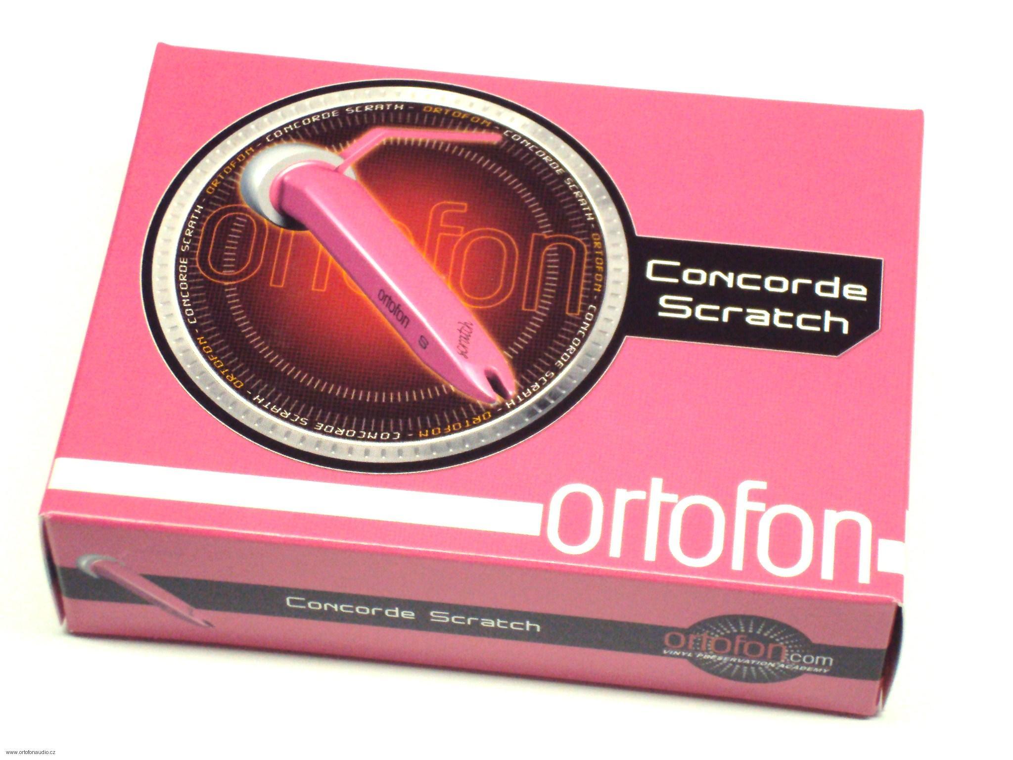 Ortofon Concorde Scratch Single