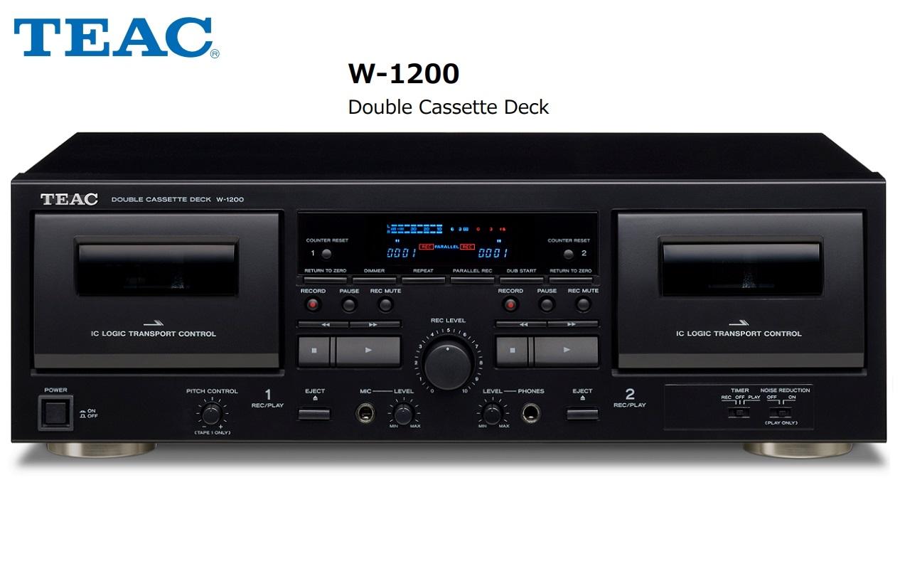 TEAC W-1200