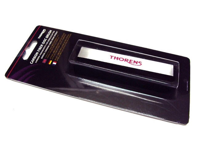 Thorens Carbon fiber disc brush