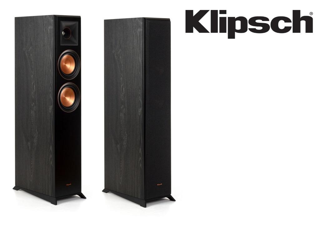 Klipsch RP-5000F Barevné provedení: black