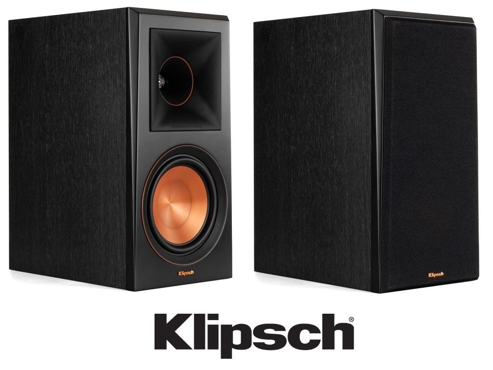 Klipsch RP-600M Barevné provedení: black