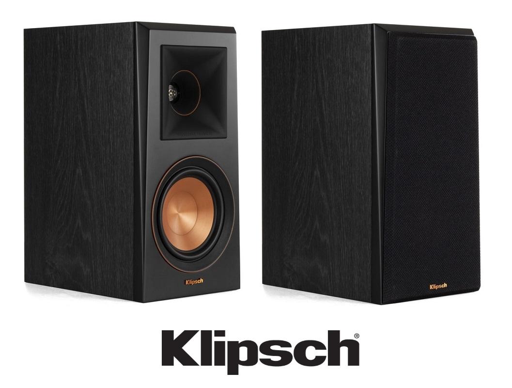 Klipsch RP-500M Barevné provedení: black