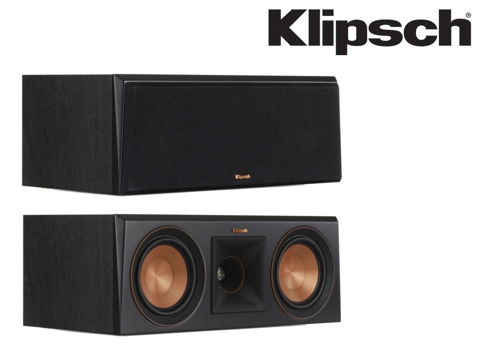 Klipsch RP-500C Barevné provedení: black