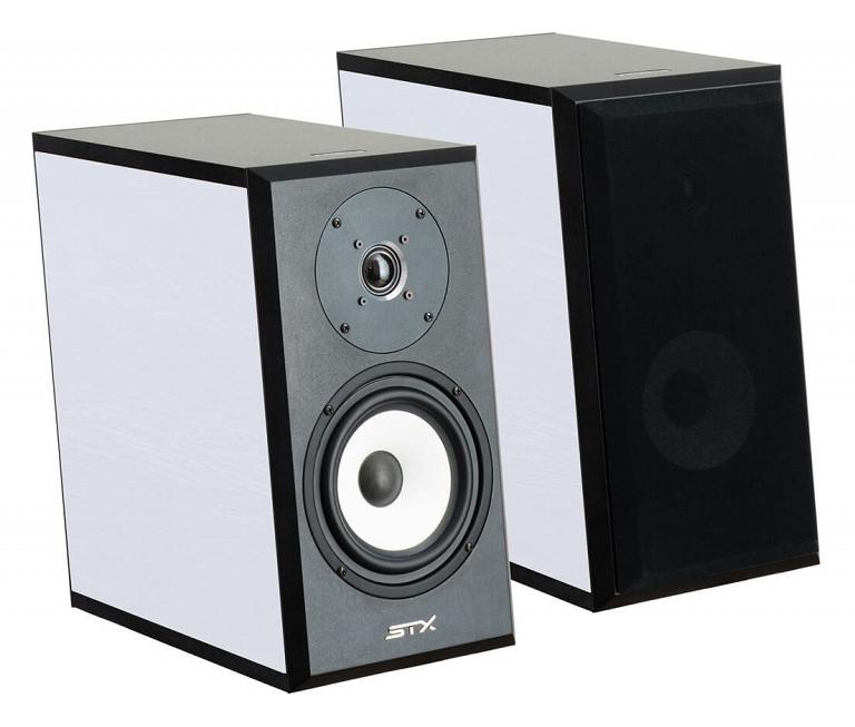 STX ELECTRINO M-100 Barevné provedení: černá/ bílá - black/white