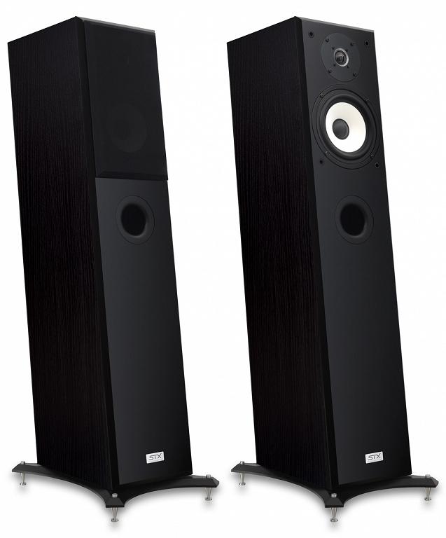 STX ELECTRINO M-150 Barevné provedení: černá - black