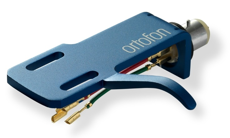 Ortofon SH-4 Headshell Barevné provedení: modré - BL