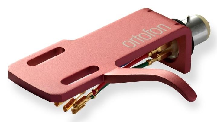 Ortofon SH-4 Headshell Barevné provedení: růžové - P