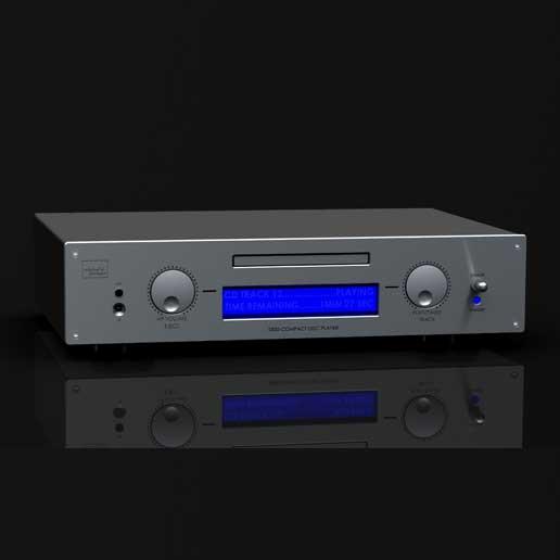 Mitchell & Johnson CD S800 Barevné provedení: černé