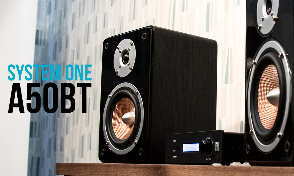 System One A50BT Bluetooth