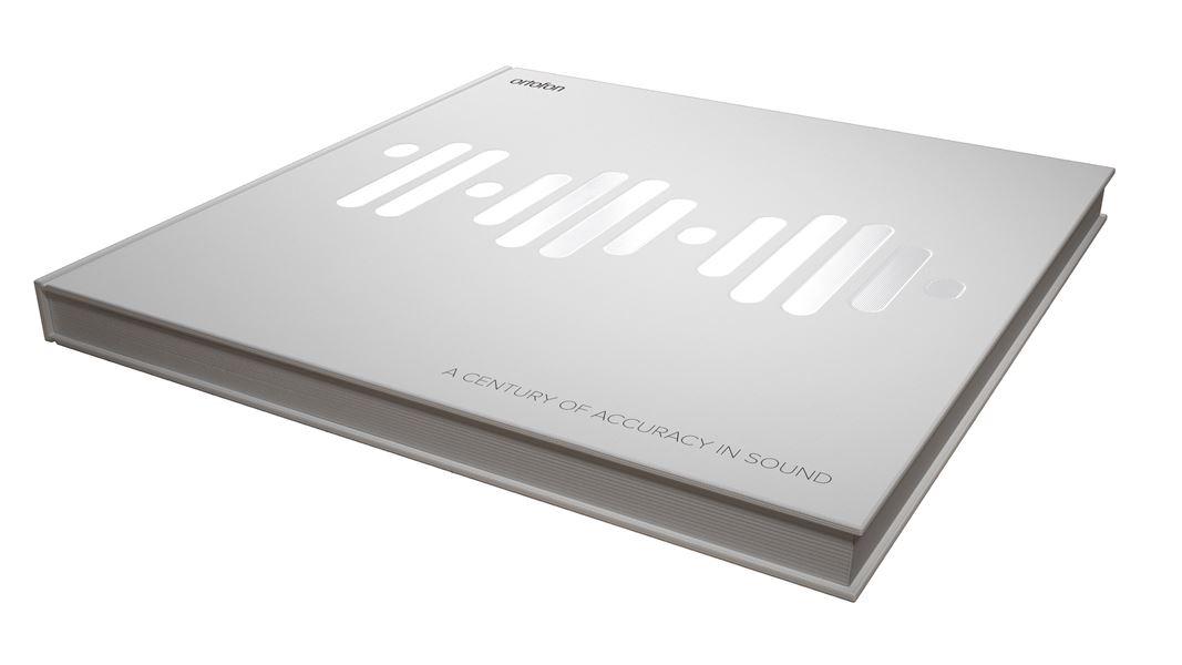 Ortofon Anniversary book