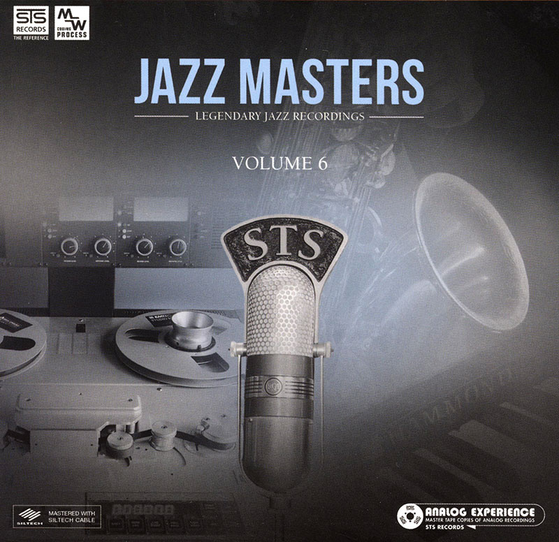 STS Digital - JAZZ MASTERS Vol.6