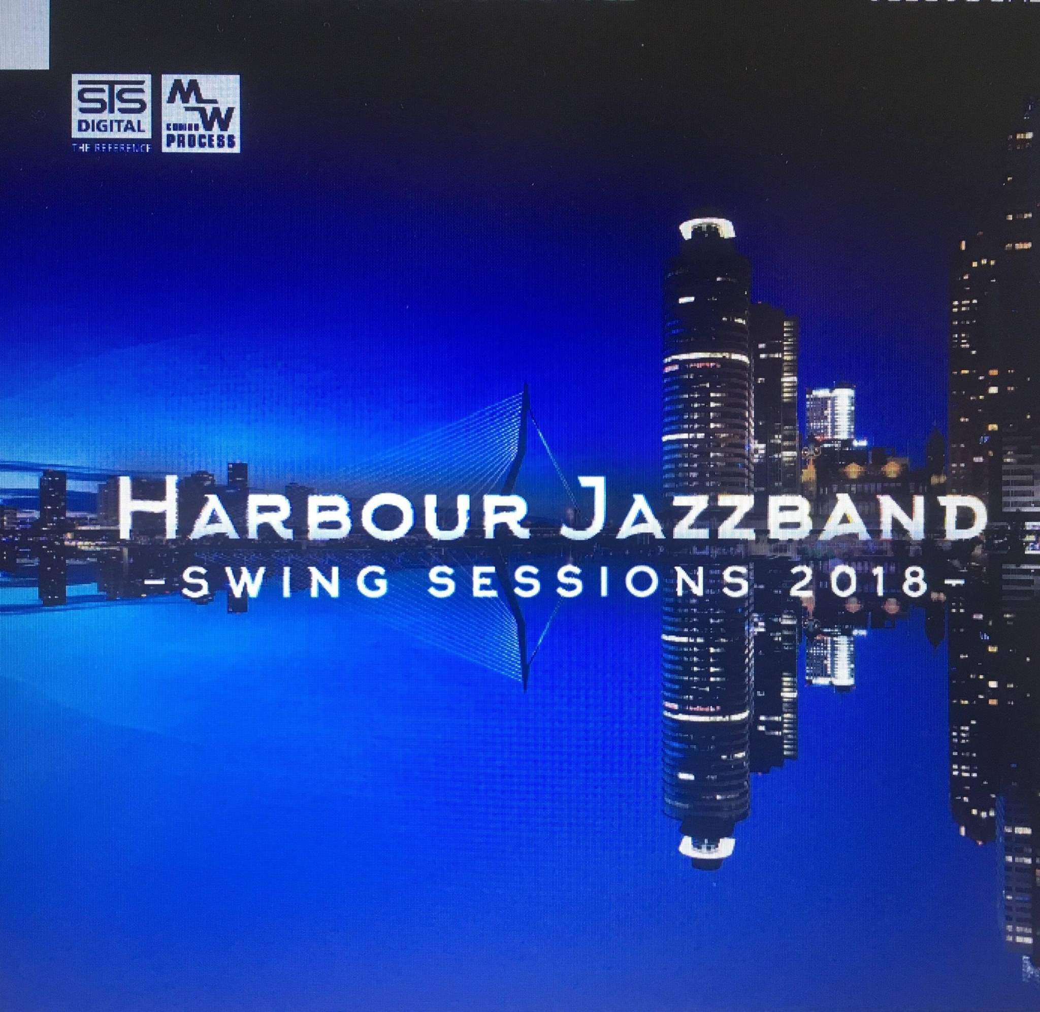 STS Digital - HARBOUR JAZZ BAND - Jazz Sessions 2018
