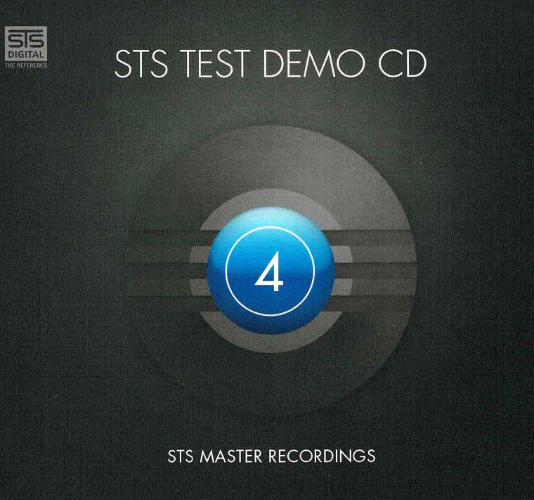 STS Digital - Siltech High End Audiophile Test CD Vol.4