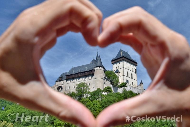 hrad Karlštejn © Martin Pluhař
