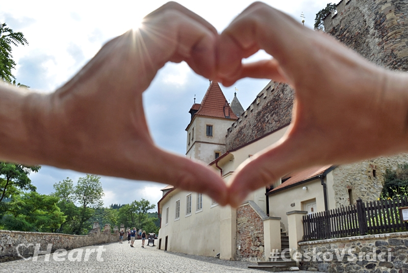 hrad Křivoklát © Martin Pluhař