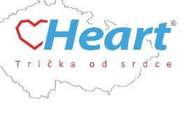 Heart ® Trička od srdce