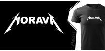 tričko Heart Morava