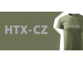 tričko HTX-CZ
