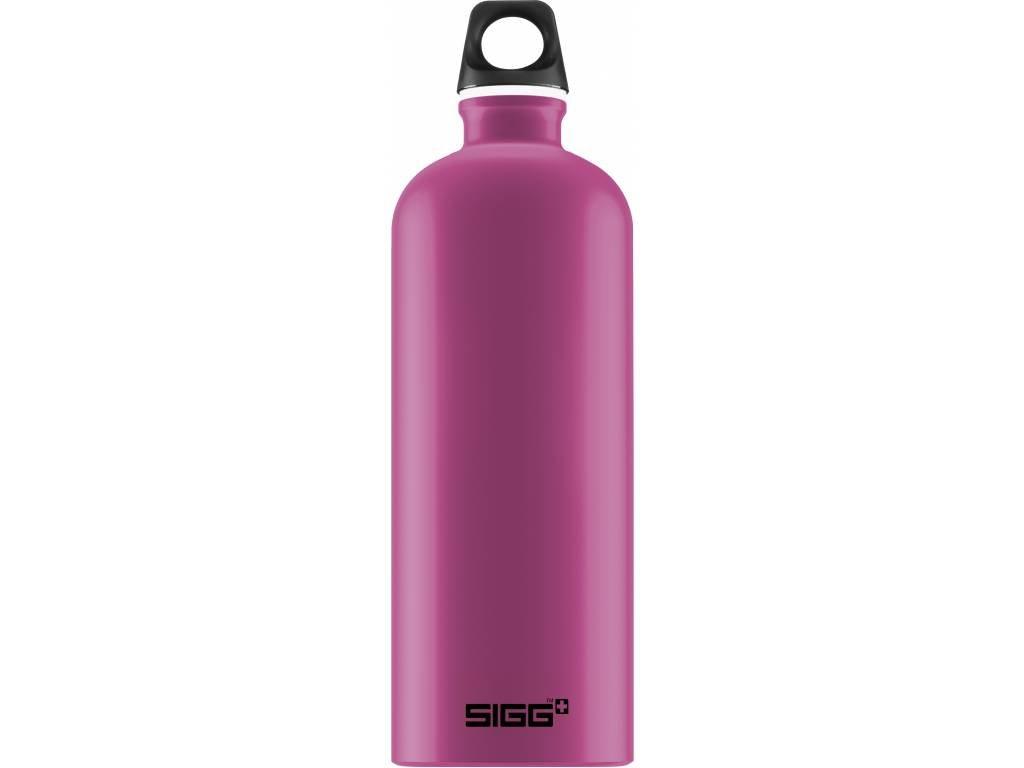 SIGG Fľaša Traveller Berry Touch - kovové fľaše na vodu SIGG