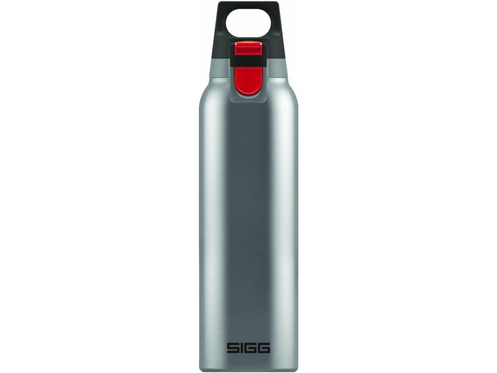 SIGG Termoska HOT&COLD ONE BRUSHED 0,5 L - Kvalitná nerezová termoska