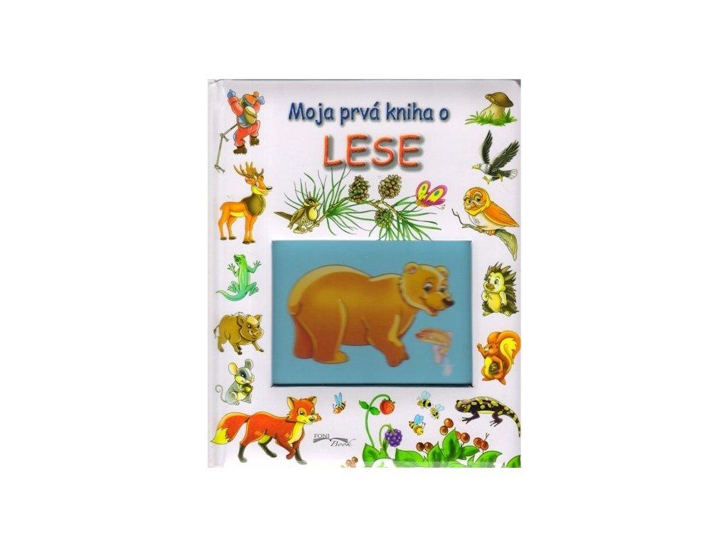 Moja prvá kniha o lese