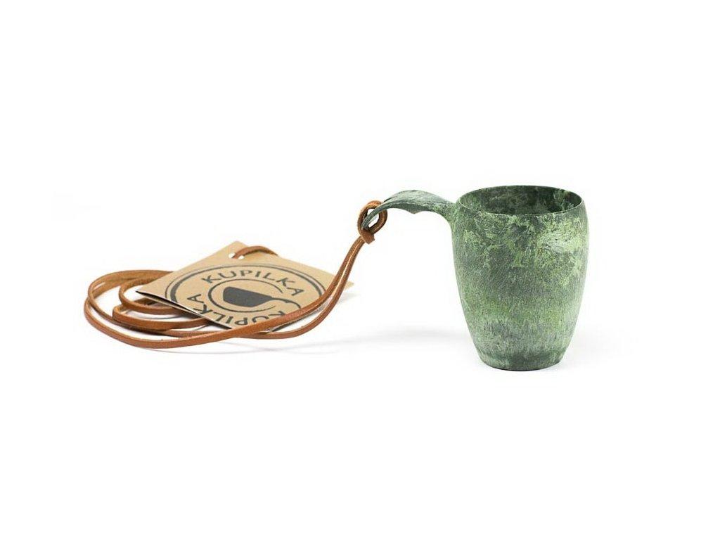 Kupilka 5 zelená- pohárik