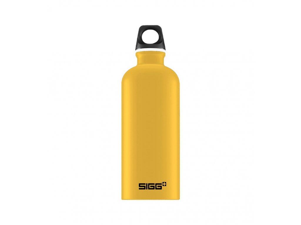 SIGG Fľaša Traveller Mustard Touch (Objem 1 l)