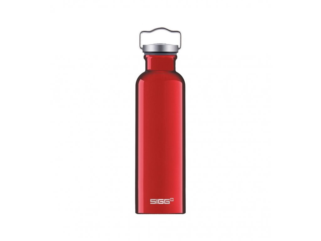 flasa sigg 0.75l 8743.80 alu red min