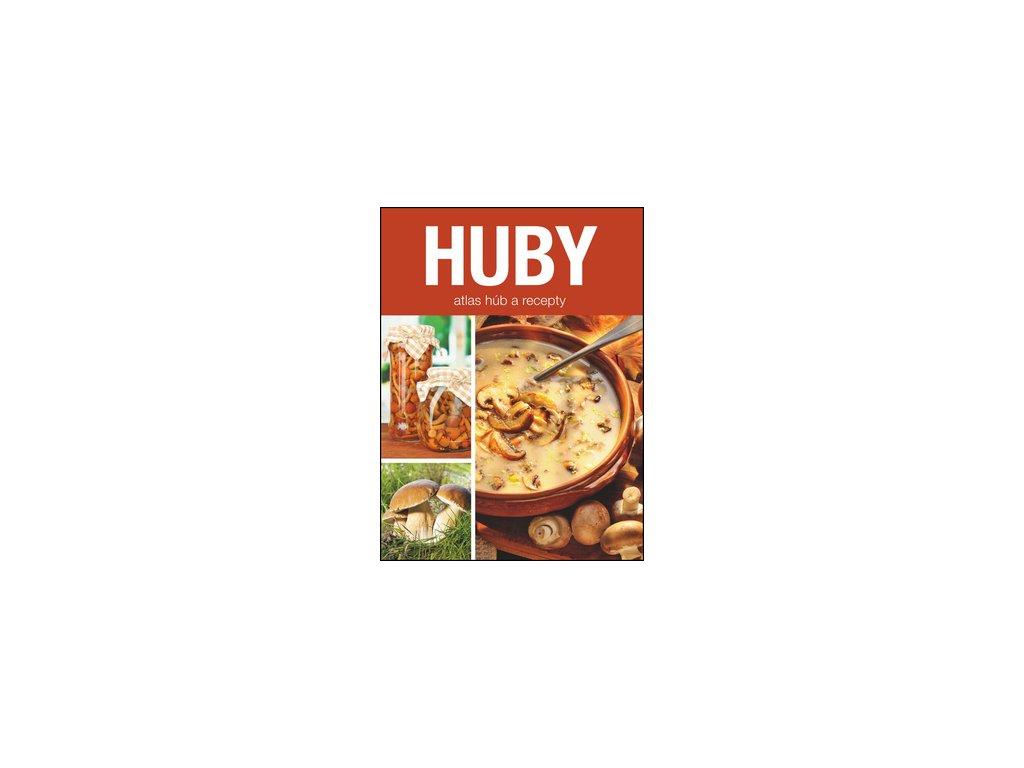 Huby - atlas húb a recepty