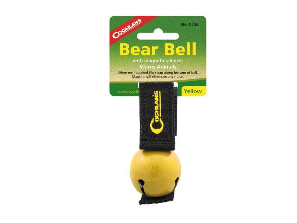 Coghlans Zvonček na medvede - žltá farba