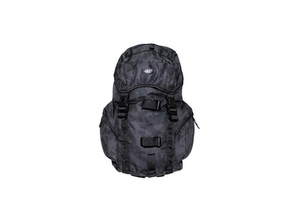 Batoh MFH Recon I night camo 15l