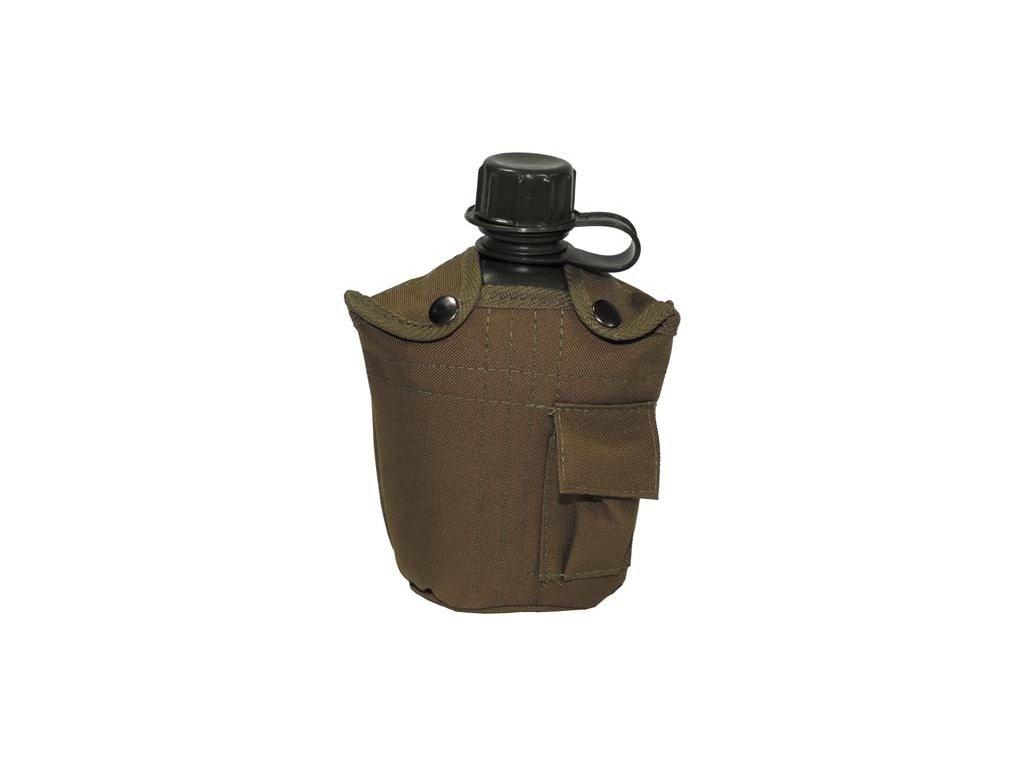 Fľaša poľná 1L MFH 33213R - coyote - fľaše na vodu