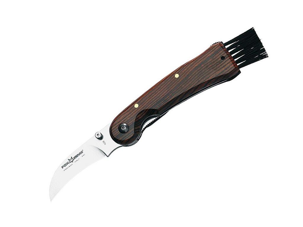 Luxusný Hubársky nôž Fox 408 - Hubárske nože