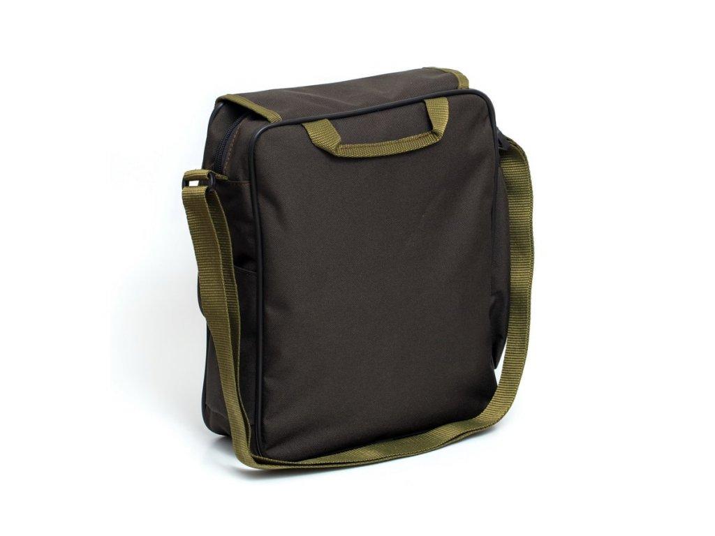 Hubárska taška na plece - chlebník A4 - vyrobená v SR - Tašky a kapsičky
