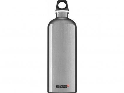 SIGG Fľaša Traveller Alu - kovové fľaše na vodu SIGG