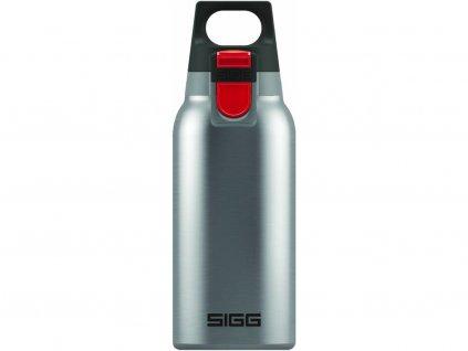 SIGG Termoska HOT&COLD ONE BRUSHED 0,3 L - Kvalitná nerezová termoska