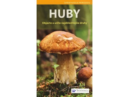 Huby - Atlas húb