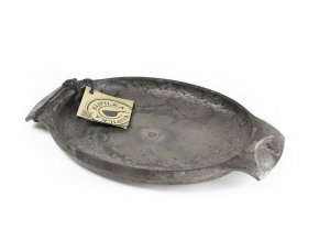Kupilka 44 čierna - tanier, riad do lesa