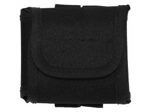 Kapsička s vreckom na opasok MOLLE MFH 30622A - čierna