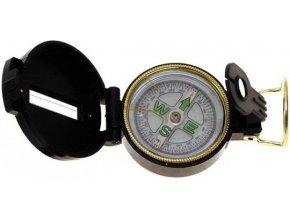 Kompas MFH 34163 Scout plastový - čierny