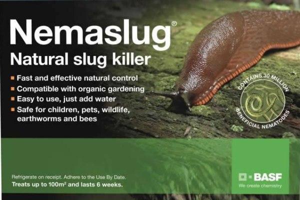 Nemaslug - zbavte se slimáků bez chemie