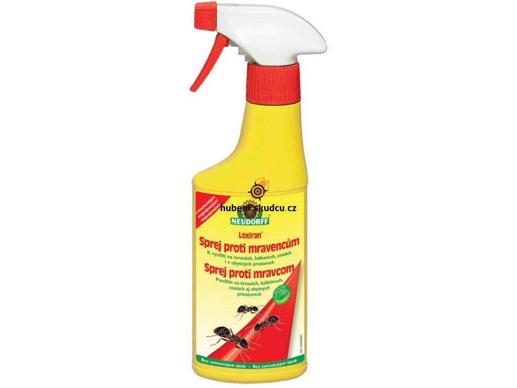 loxiran sprej proti mravencum