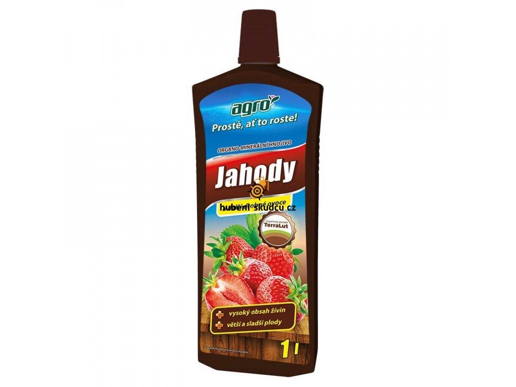 kapalne hnojivo jahody