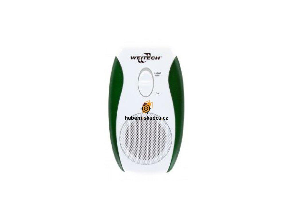 Ultrazvukový odpuzovač myší a hmyzu Weitech