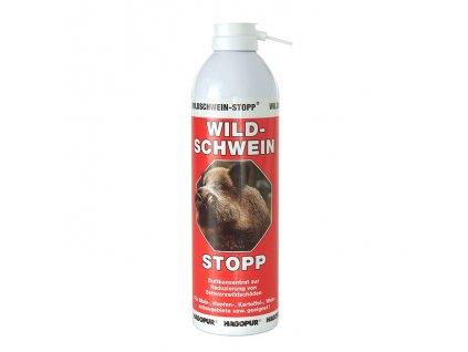 HAGOPUR Odpuzovač divokých prasat červený 400ml  Pachový ohradník