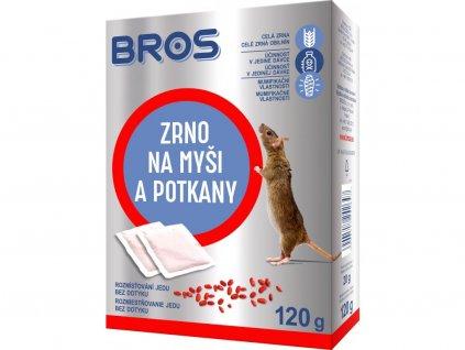 BROS zrno na mysi a potkany 100 g (0199)