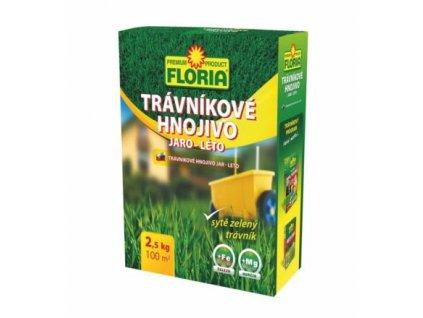 FLORIA Trávníkové hnojivo JARO LETO 2,5kg
